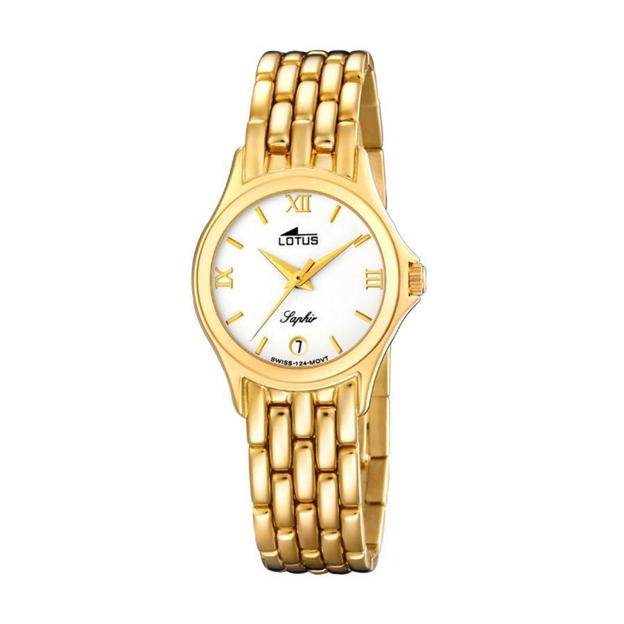 265a332548c2 Reloj Lotus ORO señora